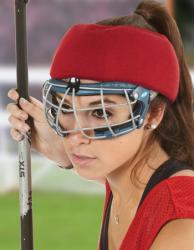 Head Protection for Girls Lacrosse